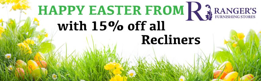Recliners Easter Offer
