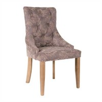Sutcliffe Harewood Fabric Button Back Dining Chair Range