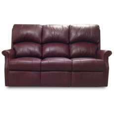 Celebrity Regent Fixed 3 Seat Settee Leather (Grade 2)