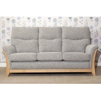 Kelly Oak 3 Seater Sofa (3 or 2 Cushion)