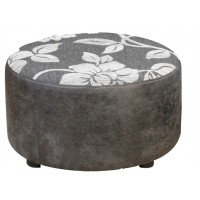 Buoyant Virginia Footstool