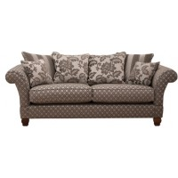 Buoyant Constable 3 Seater Pillow Back Sofa