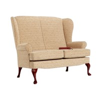 Buckingham High Seat 2 seater sofa