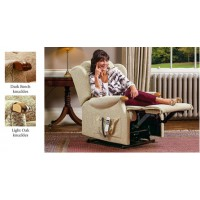 Lynton Knuckle Small Lift Electric Recliner