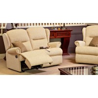 Malvern Small Reclining 2 seater sofa