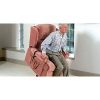 Malvern Standard Lift Electric Recliner