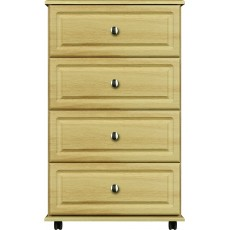 Ranger's Bedroom 4 Drawer Medium Width Chest