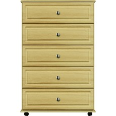 Ranger's Bedroom 5 Drawer Wide Chest of Drawers