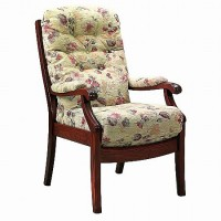 Cintique Winchester High Sit Average Armchair