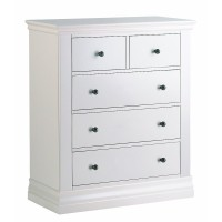 Corndell Annecy 2 + 3 Drawer Chest - Painted Top
