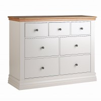 Corndell Annecy 3 + 4 Drawer Chest - Painted Top