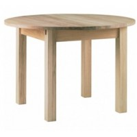Corndell Nimbus Round Extending Dining Table