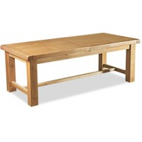 Corndell Winslow Large Extending Dining Table