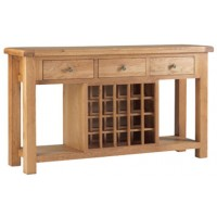 Corndell Lovell Open Sideboard