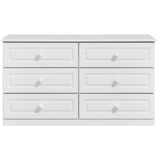 Kingstown Aylesbury 6 Drawer Chest