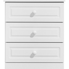 Kingstown Aylesbury 3 Drawer Wide Chest