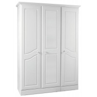 Kingstown Nicole 3 Door Wardrobe