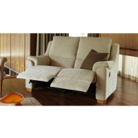 Parker Knoll Albany Manual 2 Seater Recliner Sofa