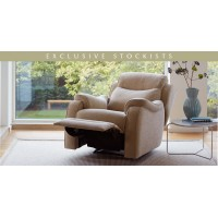 Parker Knoll Boston Manual Chair Recliner