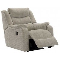 Parker Knoll Denver Manual Rise & Recline Chair Recliner Fabric