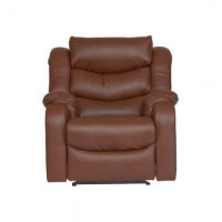 Parker Knoll Denver Manual Rise & Recline Chair Recliner Leather