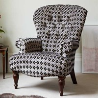 Parker Knoll Edward Chair Fabric