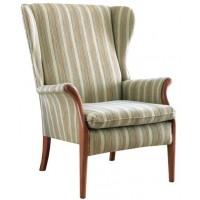 Parker Knoll Froxfield Wing Chair Fabric