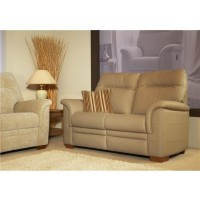 Parker Knoll Hudson Power 2 Seater Recliner Sofa Fabric