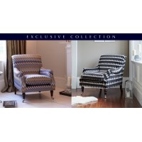 Parker Knoll Lucien Chair Fabric