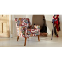 Parker Knoll Sienna Low Back Chair Fabric