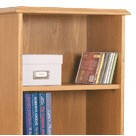 Sutcliffe Trafalgar Tall Single Bookcase