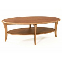 Sutcliffe Trafalgar Oval Coffee Table