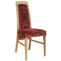 Sutcliffe Harewood Fabric Upholsterd Back Dining Chair Range