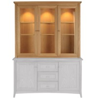 Sutcliffe Harewood Display Unit 2 Door