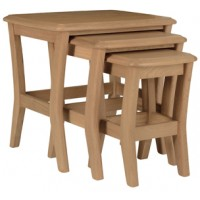 Sutcliffe Harewood Nest of 3 Tables