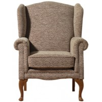 Sutcliffe Hogarth Fabric Fireside Chair