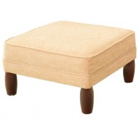 Sutcliffe Abbey Fabric Footstool