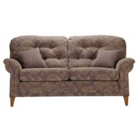 Sutcliffe Elipse Fabric Stitched Back 2 Seater Sofa Range