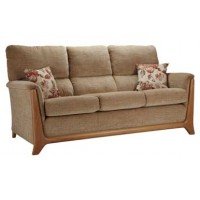Sutcliffe Lindley Fabric 3 Cushion 3 Seater Sofa Range