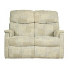Celebrity Hertford Single Motor Reclining 2 Seat Settee Fabric