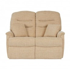 Celebrity Pembroke Single Motor Reclining 2 Seat Settee Fabric