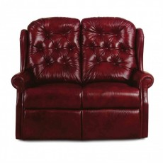 Celebrity Woburn Fixed Seat Settee Leather