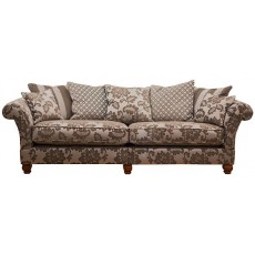 Buoyant Constable 4 Seater Pillow Back Sofa