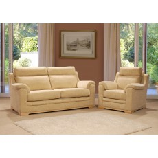 Firenza 3 Seater Sofa Bed ( Extends to 225cm) (3 or 2 Cushion)
