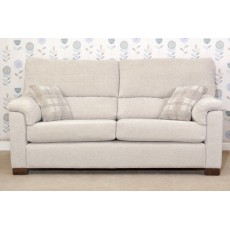 Bristol 3 Seater Sofa Bed 3 Cushion Back ( Extends to 225cm)