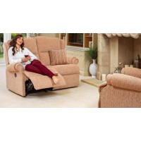 Claremont Standard Reclining 2 seater sofa
