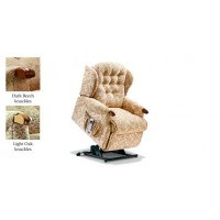 Lynton Knuckle Petite Lift Electric Recliner