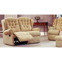 Lynton Small Reclining 2 seater sofa