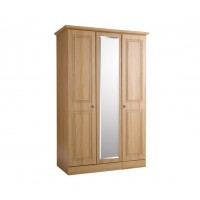 Kingstown Toledo 3 Door Wardrobe