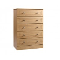 Kingstown Toledo 5 Drawer Chest